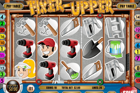 FIXER UPPER RIVAL CASINO SLOTS