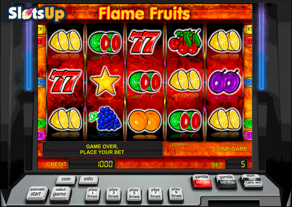 Fruit Cocktail Slot Machine Online ᐈ Novomatic™ Casino Slots