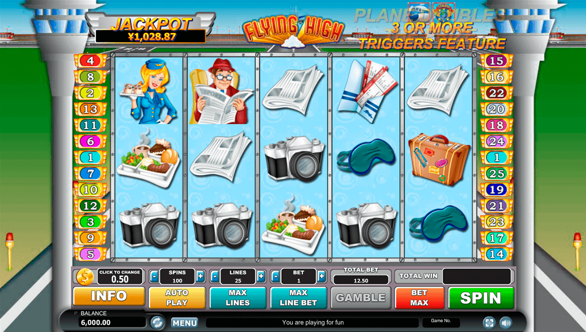 Spiele Flying High - Video Slots Online