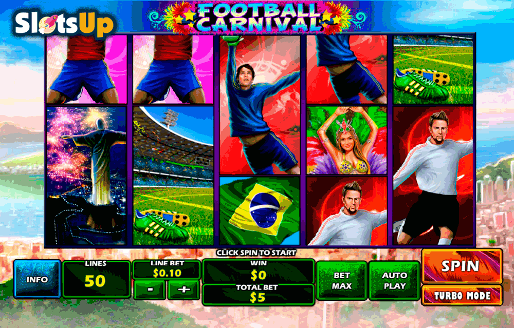 football carnival playtech casino slots