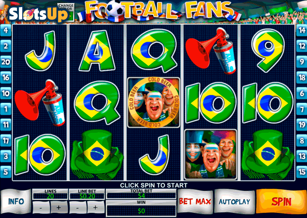 Football™ Slot Machine Game to Play Free in Endorphinas Online Casinos