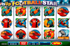 football star microgaming