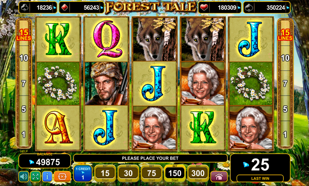 Forest Tale Slot Machine Online ᐈ EGT™ Casino Slots