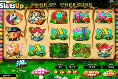 FOREST TREASURE TOPGAME CASINO SLOTS