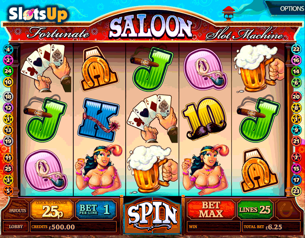 Maverick Saloon™ Slot Machine Game to Play Free in GamesOS iGamings Online Casinos