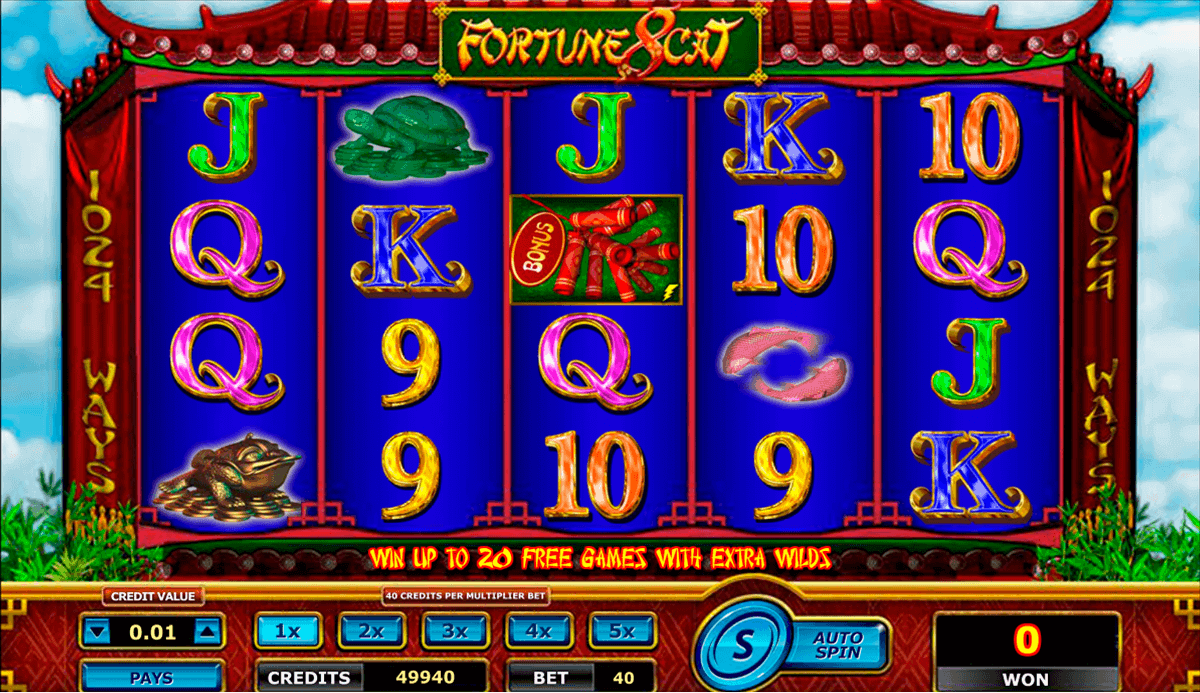 Fumis Fortune Slot Machine Online ᐈ Amaya™ Casino Slots