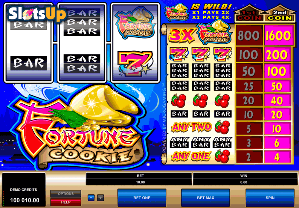 Fortune Cookie™ Slot Machine Game to Play Free in Microgamings Online Casinos