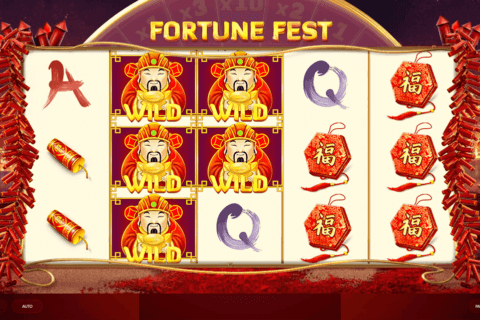 fortune fest red tiger casino slots