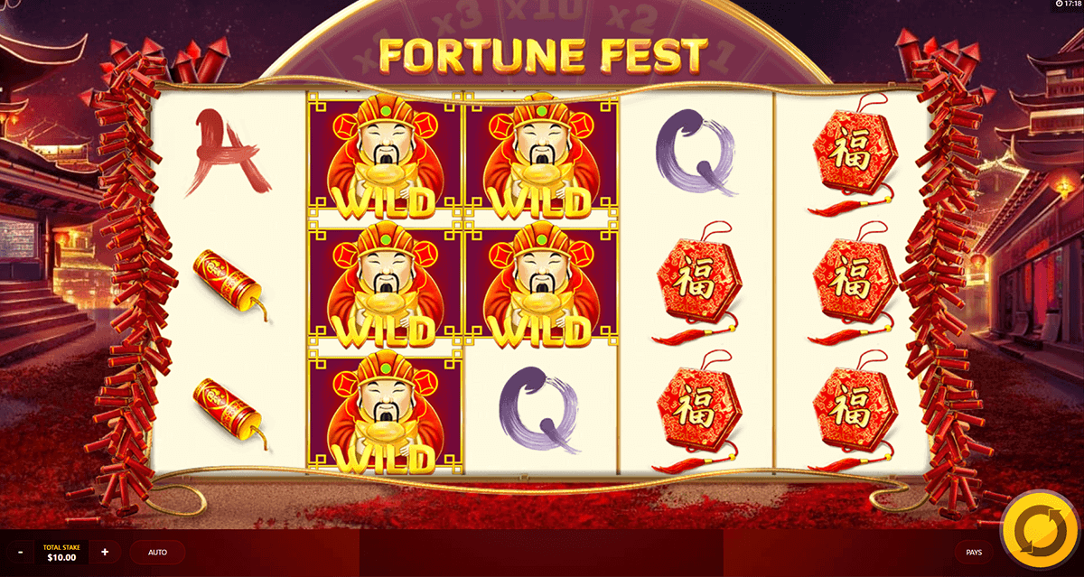 Fortune Fest Slot Machine Online ᐈ Red Tiger Gaming™ Casino Slots