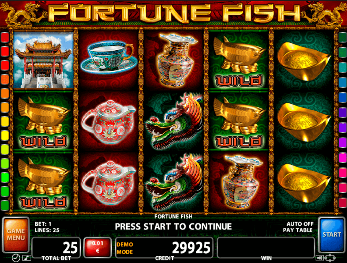 Fortune Fish Slot - Play Casino Technology Slots for Free