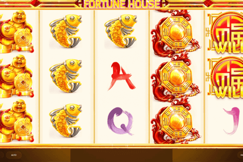 FORTUNE HOUSE RED TIGER CASINO SLOTS