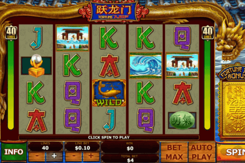 fortune jump playtech casino slots