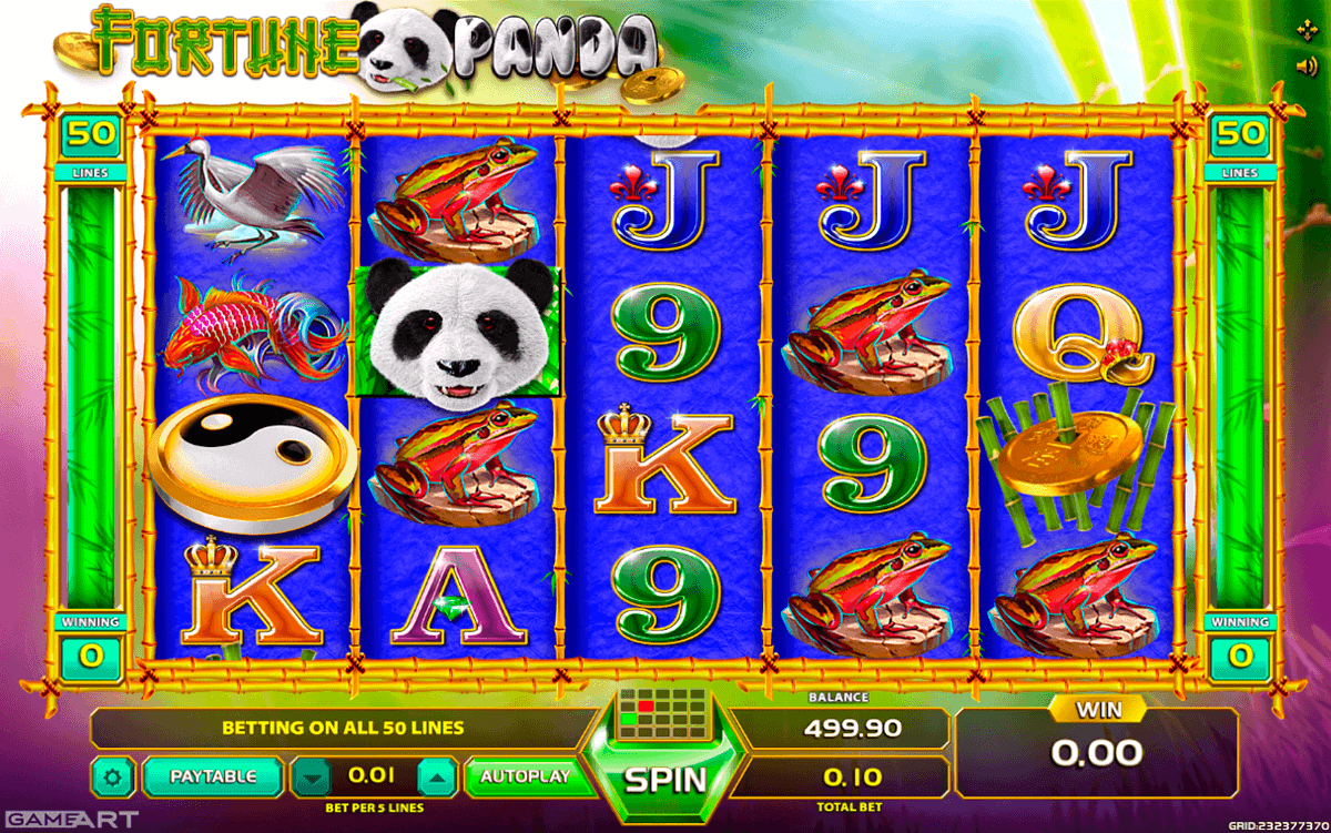Panda Party Slot - Try it Online for Free or Real Money