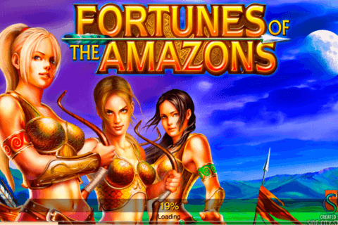 fortunes of the amazons amaya casino slots 480x320