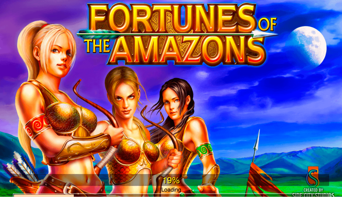 FORTUNES OF THE AMAZONS AMAYA CASINO SLOTS