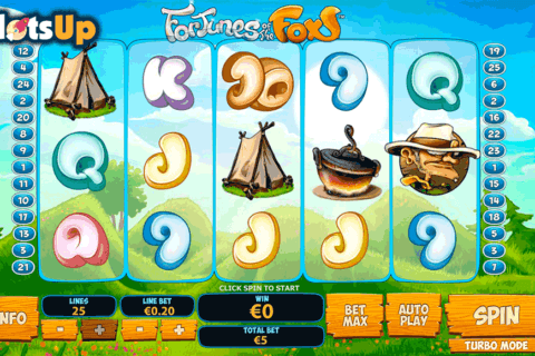 FOXY FORTUNES PLAYTECH CASINO SLOTS