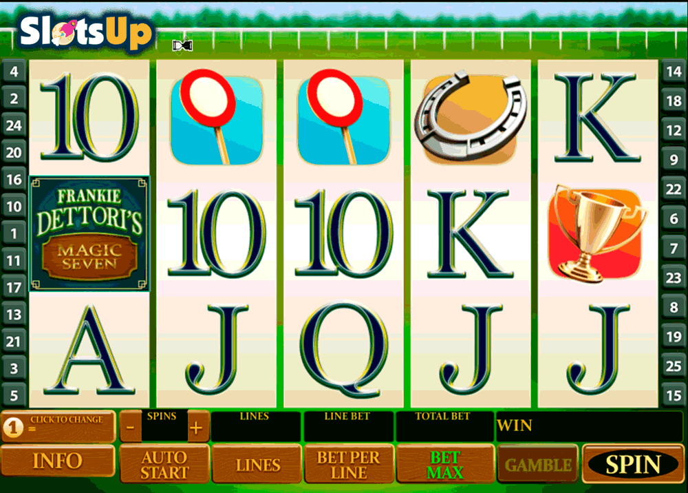 Frankie Dettoris Slot Machine Online ᐈ Playtech™ Casino Slots