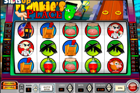 FRANKIES PLACE VISTA GAMING CASINO SLOTS