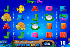 FROGS N FLIES AMAYA CASINO SLOTS
