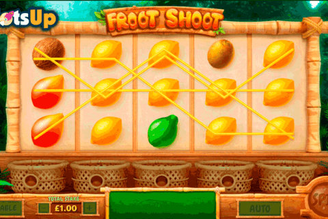 froot shoot cayetano casino slots