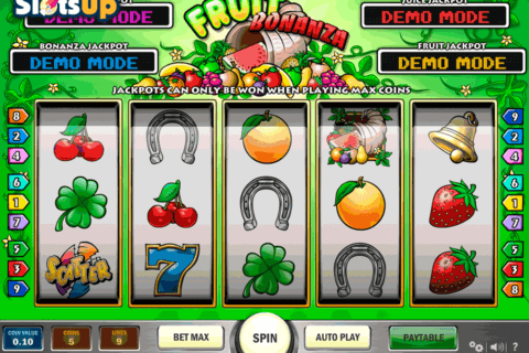 fruit bonanza playn go casino slots 480x320