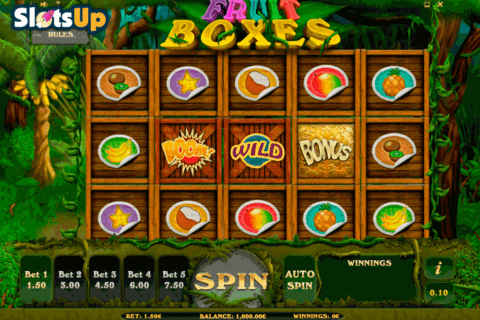 Fruit Boxes Slot Machine Online ᐈ iSoftBet™ Casino Slots
