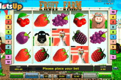 FRUIT FARM NOVOMATIC CASINO SLOTS
