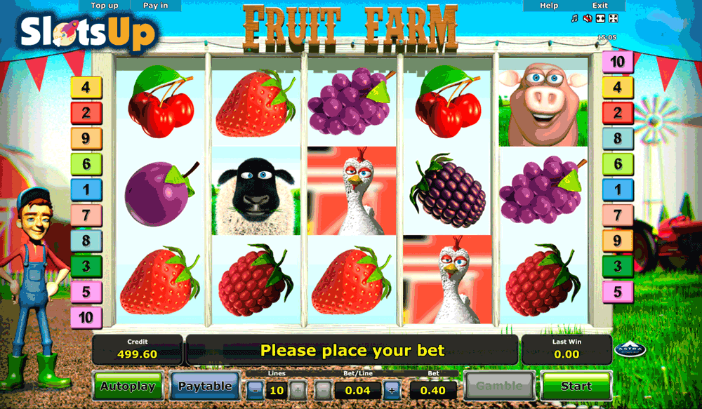Fruit Farm Slot Machine Online ᐈ Novomatic™ Casino Slots