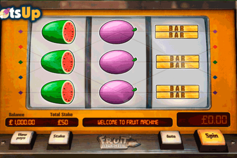 fruit machine cayetano casino slots