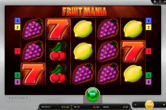 fruit mania bally wulff