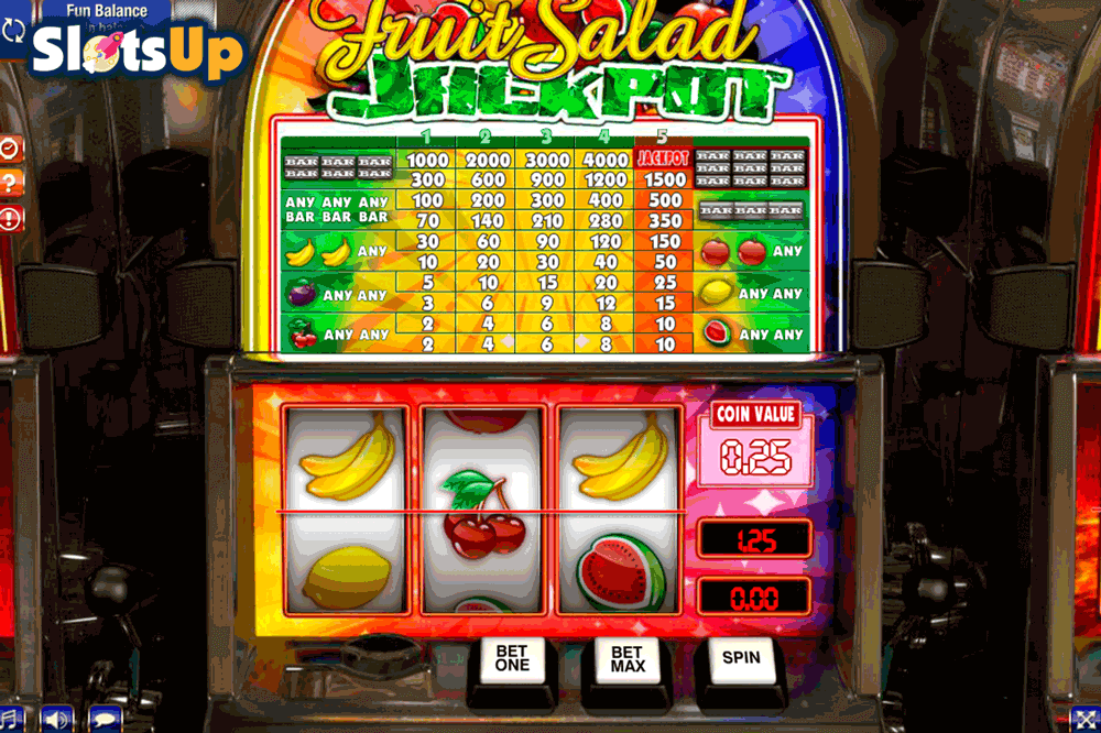 fruit salad jackpot gamesos casino slots