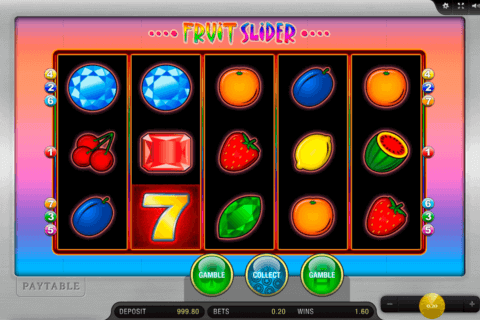 fruit slider merkur casino slots