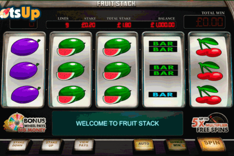 fruit stack cayetano casino slots