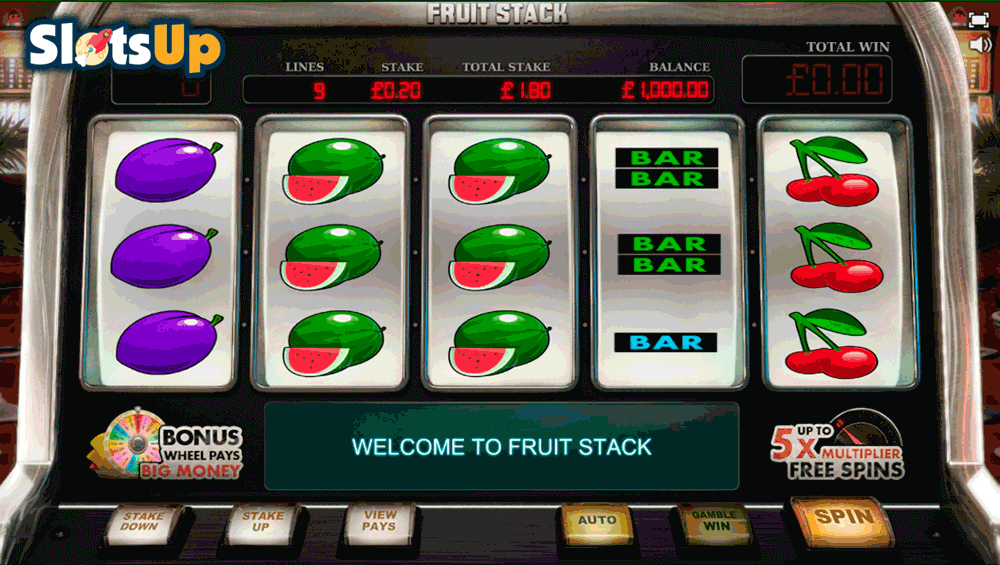 Fruit Stack Slots - Available Online for Free or Real
