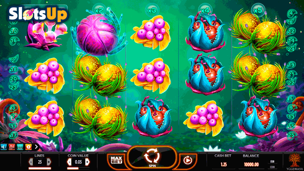 Fruitoids Slot Machine Online ᐈ Yggdrasil™ Casino Slots