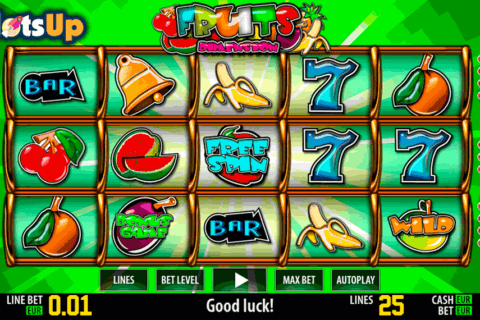 FRUITS DIMENSION HD WORLD MATCH CASINO SLOTS