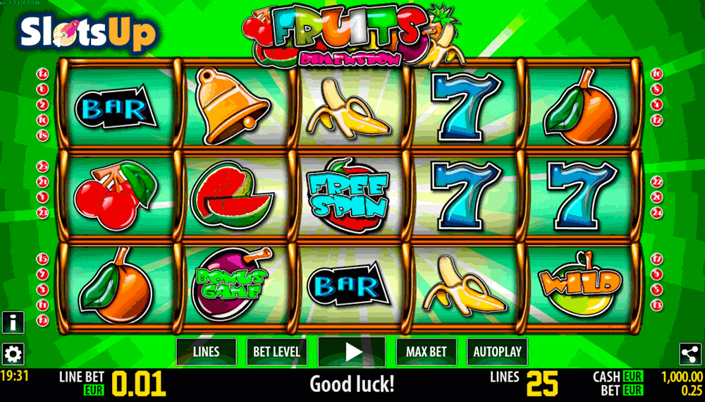 All Fruits HD Slot Machine Online ᐈ World Match™ Casino Slots
