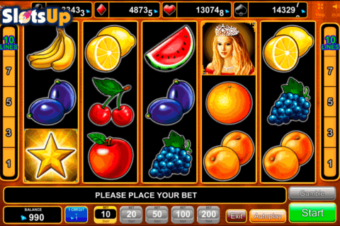 FRUITS KINGDOM EGT CASINO SLOTS