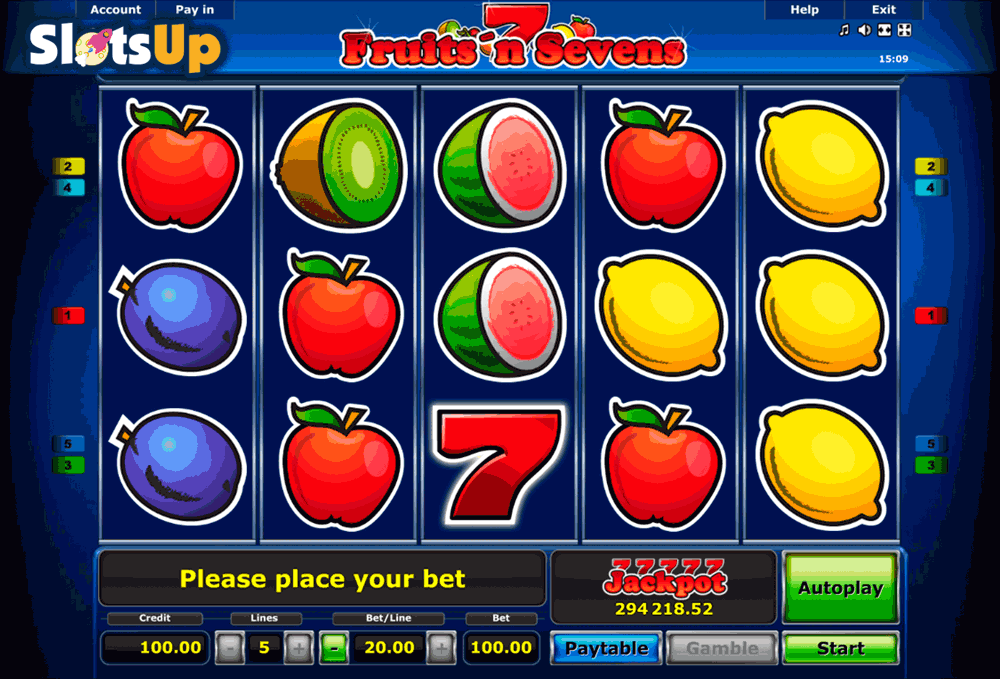 Play Super Hot™ 7s Slot Game Online | OVO Casino