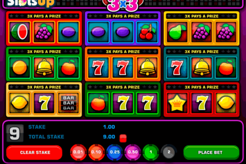 FRUITY 3X3 1X2GAMING CASINO SLOTS