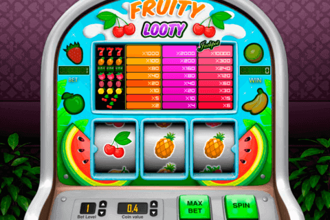 FRUITY LOOTY PARIPLAY