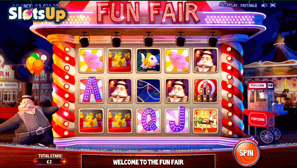 FUN FAIR CAYETANO CASINO SLOTS