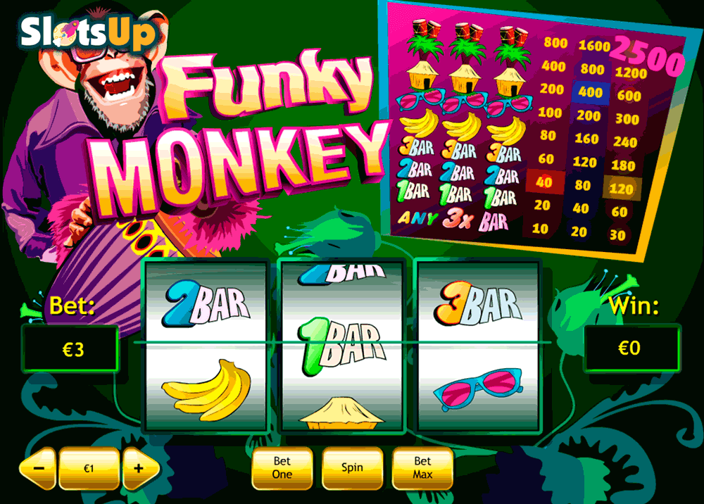 Monkeys Money™ Slot Machine Game to Play Free in Microgamings Online Casinos