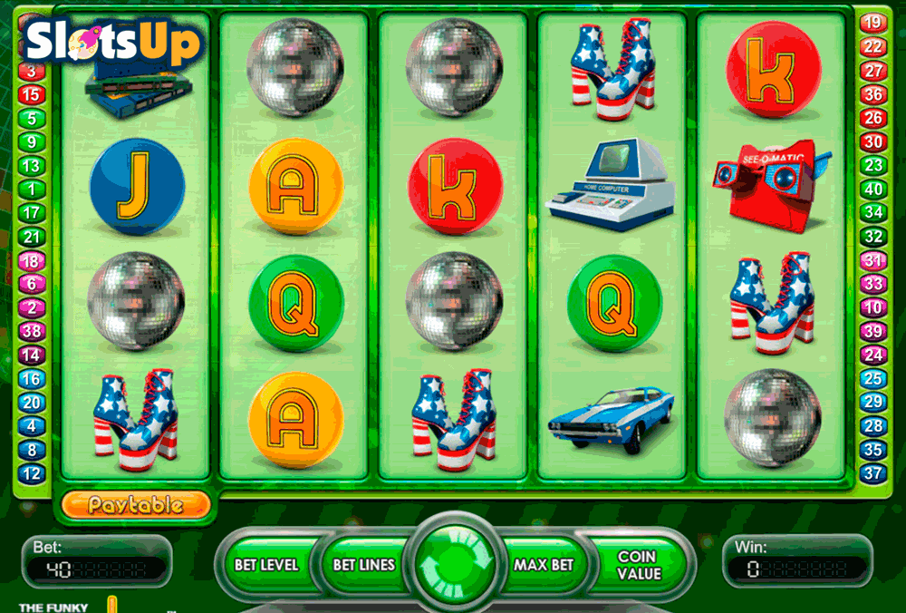 Disco Spins Slot Machine Online ᐈ NetEnt™ Casino Slots