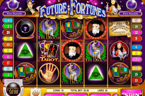 FUTURE FORTUNES RIVAL CASINO SLOTS