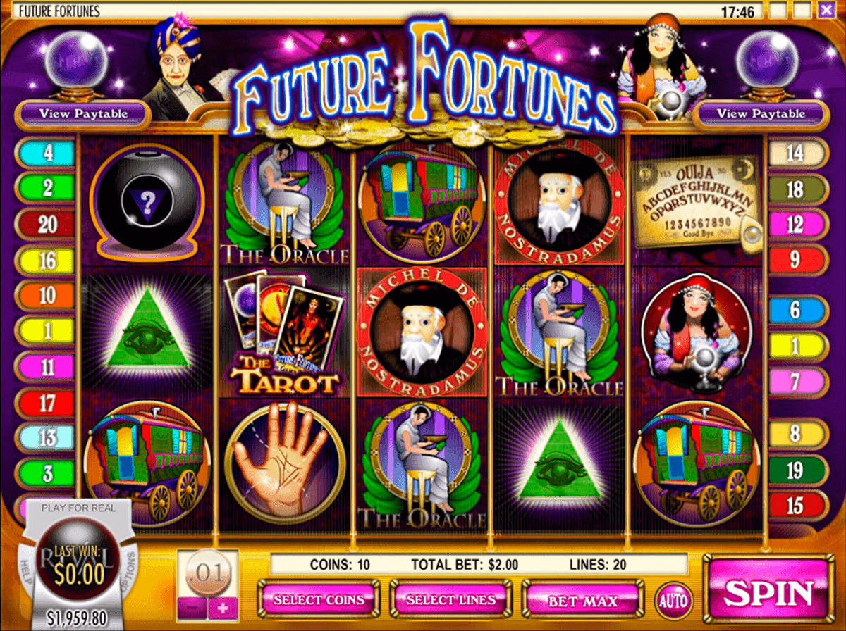 Fortune Teller™ Slot Machine Game to Play Free in NetEnts Online Casinos