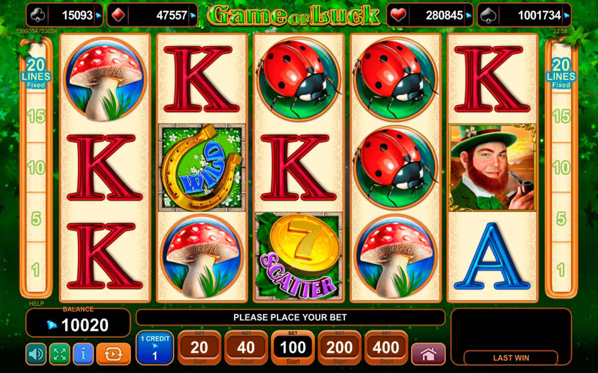 Game of Luck Slot Machine Online ᐈ EGT™ Casino Slots