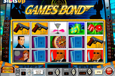 games bond vista gaming casino slots
