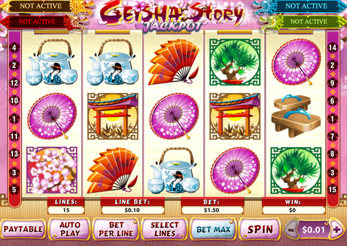 Geisha story slot game free play blackjack headers for sale