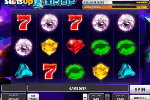 GEM DROP PLAYN GO CASINO SLOTS